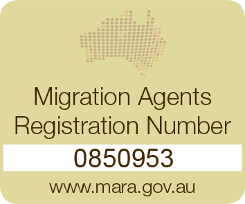 mara registration stamp for Seema chauhan of one world migration